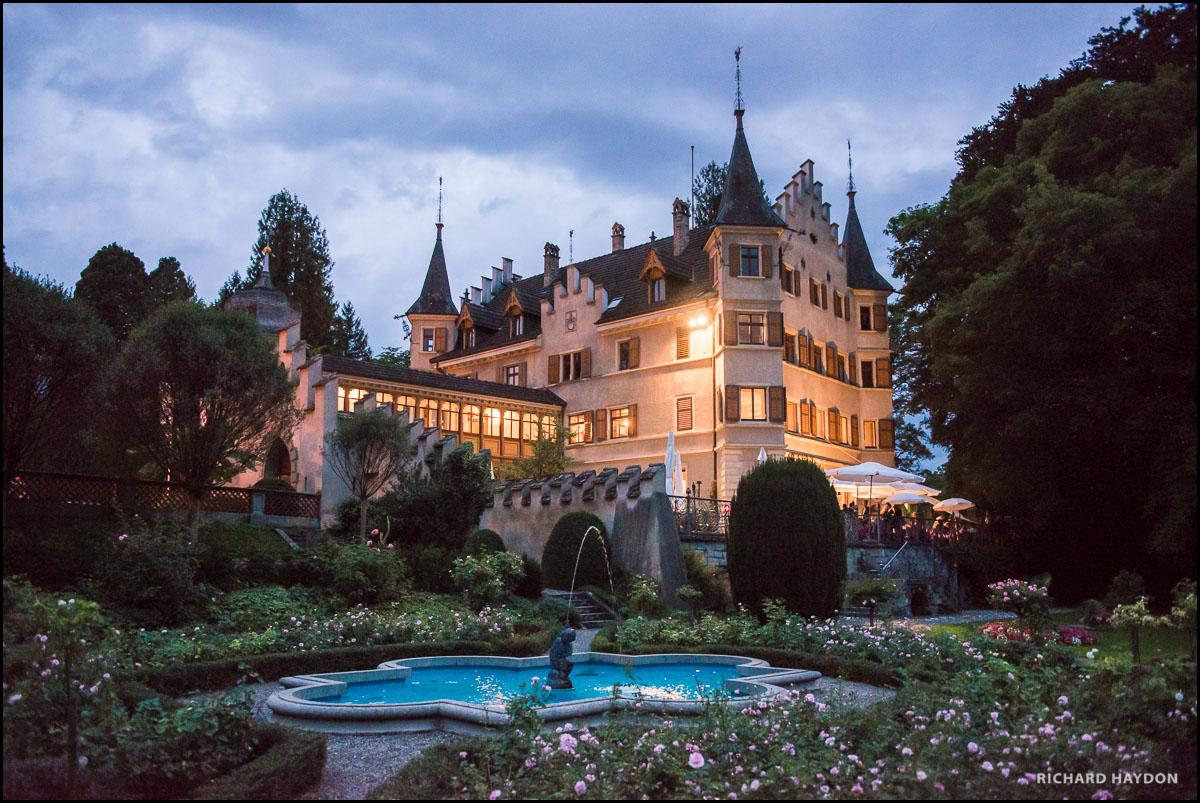 Hochzeitsfotos: Schloss Seeburg in Kreuzlingen