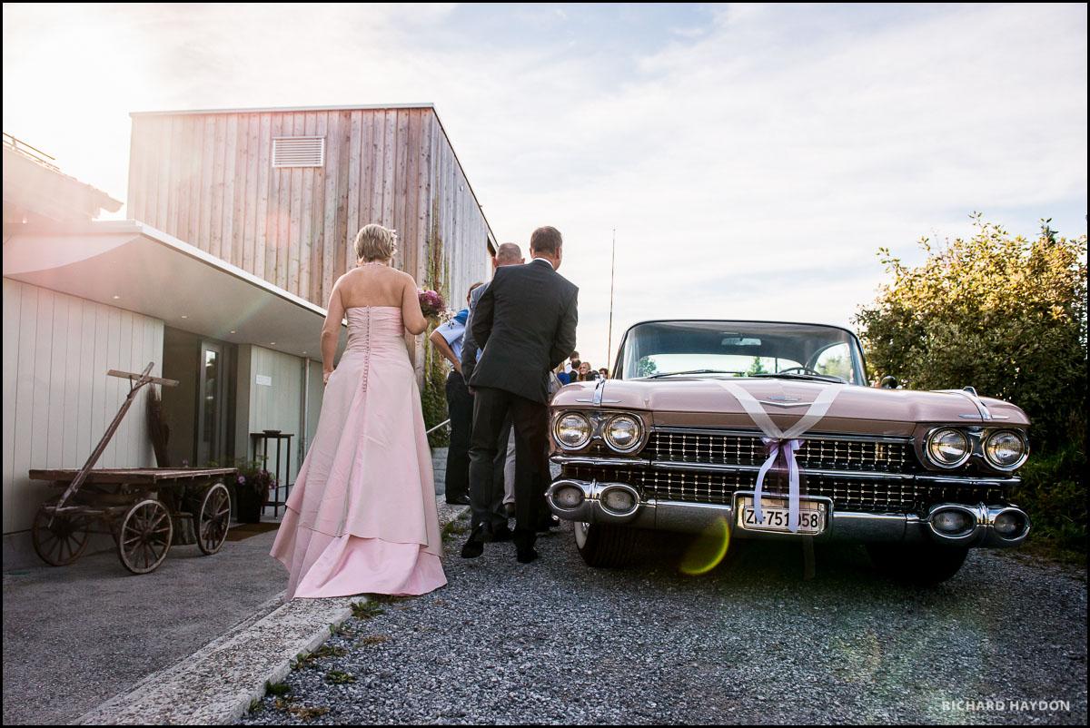 Hochzeit in Stäfa am Zürichsee