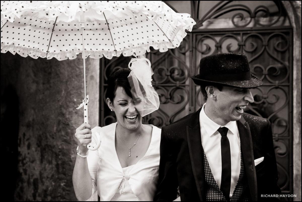 Hochzeit im Schloss Brandis in Maienfeld, Graubünden