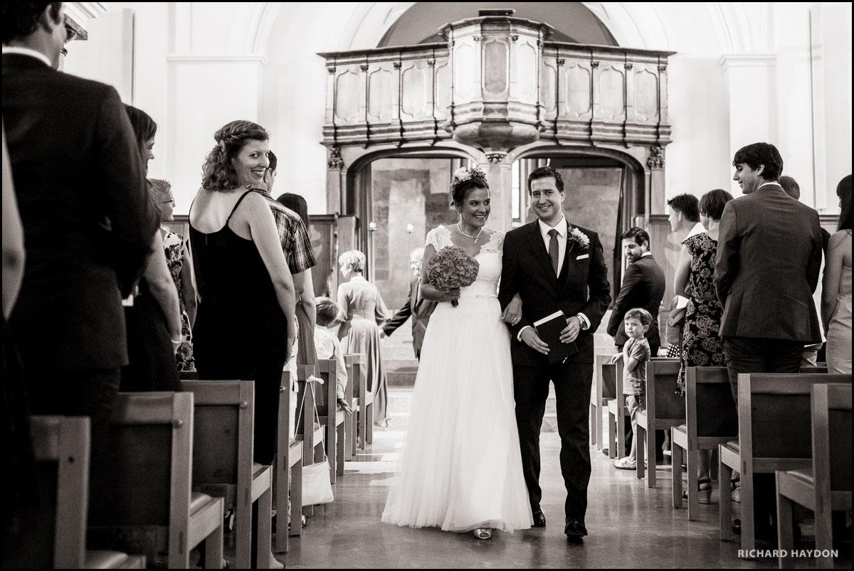 Hochzeit im Degenried, Zürich