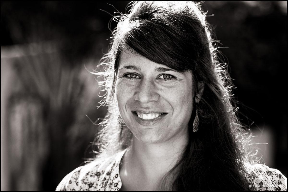 Yogalehrerin Sandra Hamm von sahayoga