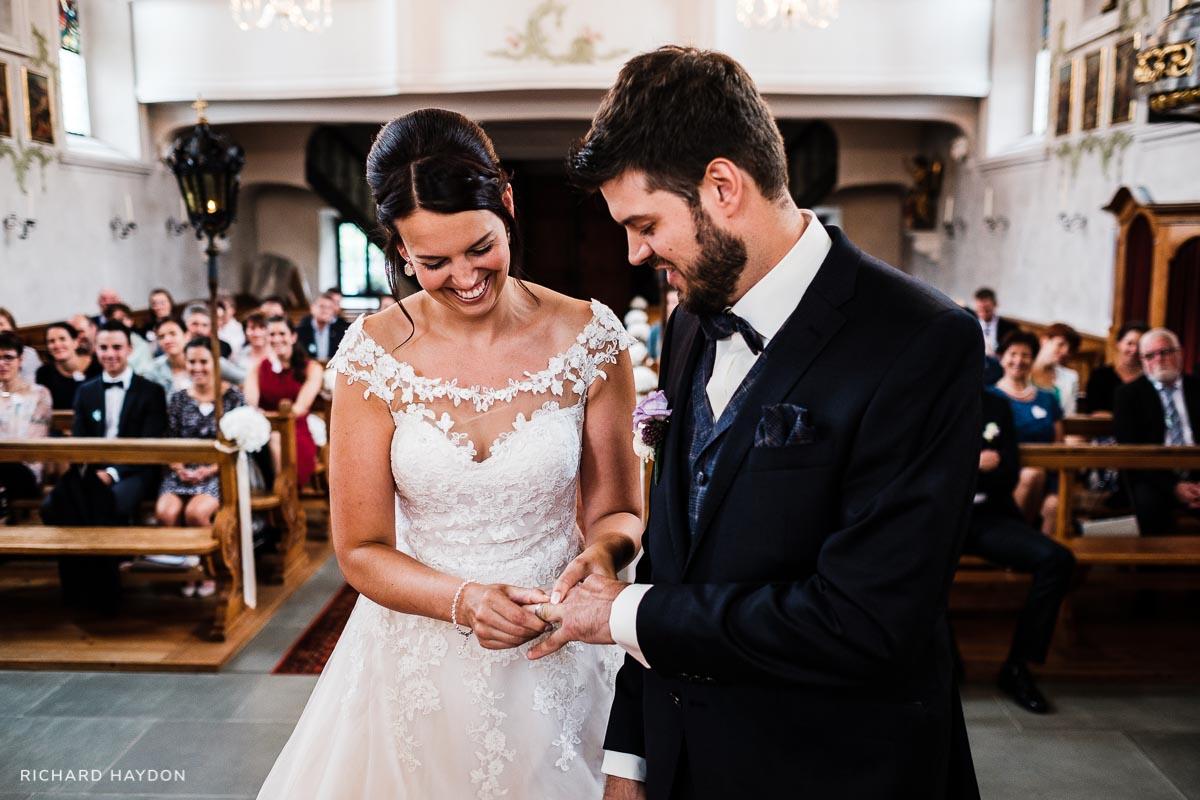 Hochzeit Glashaus Mettmenstetten